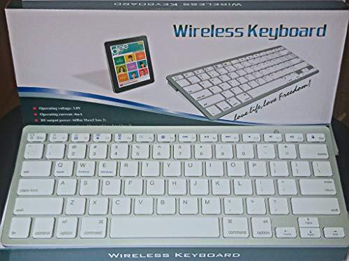Teclado Bluetooth para Pc Tablet e Smartphone sem fio