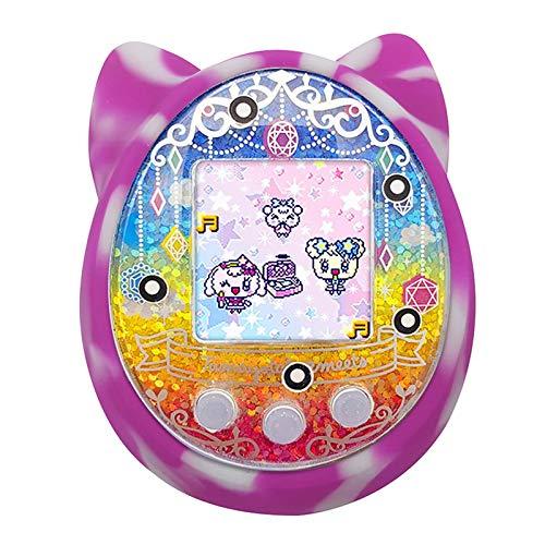 Capa protetora Shell Silicone Case Pet Game Machine Cover for Tamagotchi Cartoon Electronic Pet Game Machine