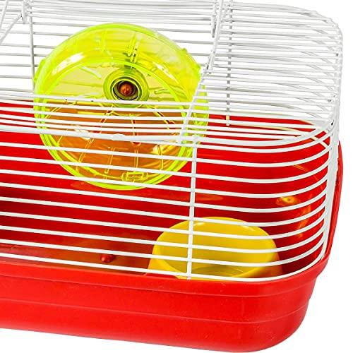 Gaiola para Hamster Pop Star Jel Plast