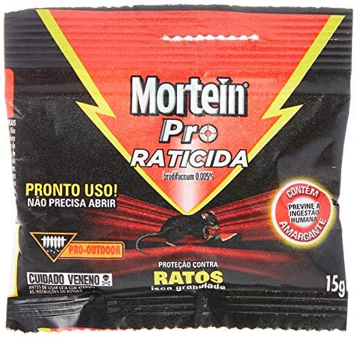 Iscas Mata Ratos Mortein Raticida