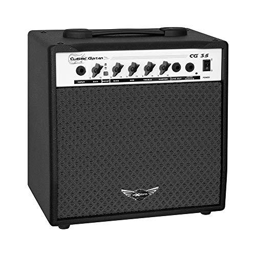 Amplificador Guitarra 8 polegadas 20 W RMS - Cubo Guitarra Voxstorm Cg35
