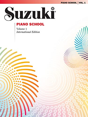 Suzuki Piano School, Vol 1: New International Edition